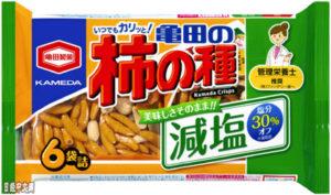 """龟田制果要在印度生产日式零食""""柿种"""""""