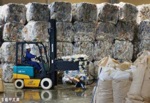 塑料再利用方式动摇日本环保发达国地位?