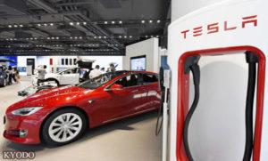 特斯拉与松下冻结车载电池共营工厂投资