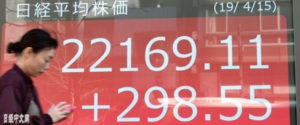 全球股市在经济减速下走高 中美上涨显著