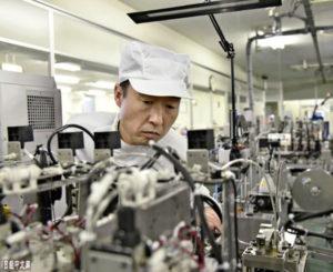 日本6家电子零部件企业1~3月订单额减少7%