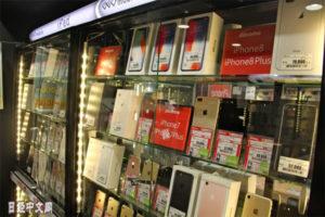 日本手机在全球衰落