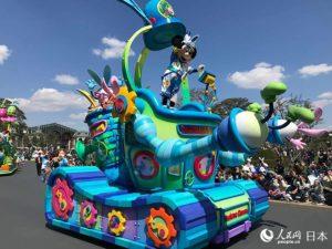 东京迪士尼推出复活节主题活动 呈现精彩春季盛典