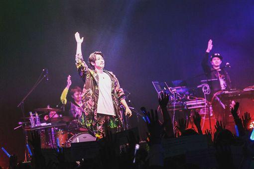 日本男神藤冈靛十年磨一剑!本周末返台以歌手回归开唱