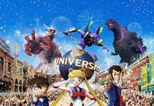 5月狂欢季USJ大型动漫联动详情公布