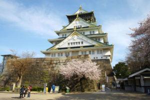去年到访大阪的外国游客达1141万人次 创新高
