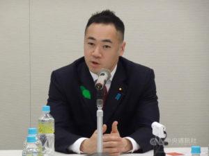 日本财务副大臣:台湾不能被共产中国侵略