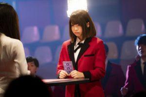 日本知名coser将电影出道,漫改电影《狂赌之渊》中出演角色