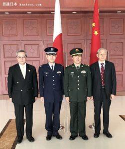 笹川和平财团打造中日校级军官交流和对话平台