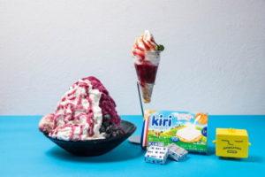 台湾剉冰品牌「ICE MONSTER」×「Kiri®」提供无限清凉畅快
