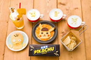 「POKEMON CAFE」将举办《名侦探皮卡丘》期间限定联名餐点活动,来一杯酥麻的触电饮料吧!!