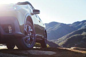 2020款斯巴鲁傲虎将亮相纽约车展 预告图首发