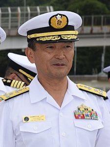 日本海上幕僚长将赴华出席阅舰式 力图构建信赖关系