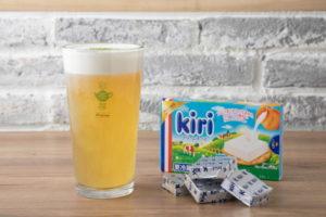「彩茶房」×「Kiri®」浓厚奶盖疗愈一整天