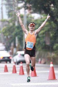 日本人跑遍台湾/防癌宣导马拉松超半马拼总1却迷路了!
