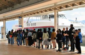 日本濑户内国际艺术节开幕 感受自然与艺术的融合