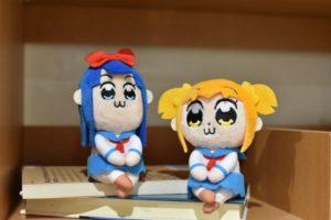 《pop子和pipi美的日常》推出布偶套装