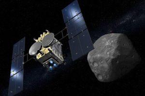 """快讯:JAXA称发现或为""""隼鸟2号""""制造的陨石坑"""