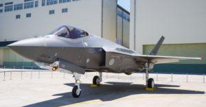 防卫省称F-35A共紧急着陆7次 更正此前3次的说法