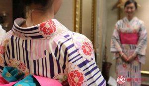 「Hotel Granvia Okayama」体验和服、浴衣散策