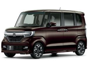 日本年度新车销售轻型汽车首度占据前5名
