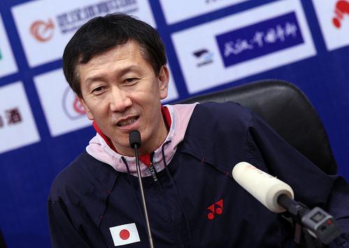 日本羽毛球队总教练:东京奥运羽球成绩要再创新高