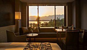 四百年的极上老铺旅馆:宫岛グランドホテル有もと