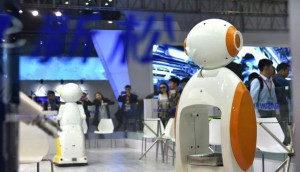 养老机器人在日本受青睐