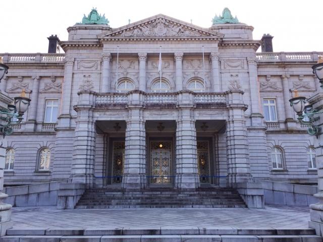 西洋宮殿建築に和テイスト、参観可能な迎賓館【連載:アキラの着目】