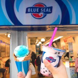 Blue seal 冰淇淋