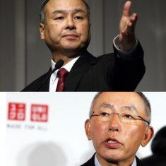 UNIQLO柳井正挤下软银孙正义重登日本首富