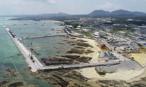 快讯:日本国交相解除撤销边野古填海许可的效力