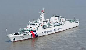 中国海警船一度驶入尖阁领海 为今年第10天