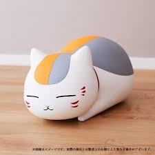 呆萌可爱 《夏目友人帐》推出猫咪老师存钱罐周边