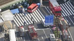 日本神户公车冲撞行人凸显驾驶高龄现况