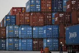 日本3月对华出口减少9.4%