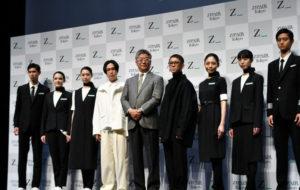 """日本廉价航空""""ZIPAIR Tokyo""""披露新制服 空乘人员穿旅游鞋"""
