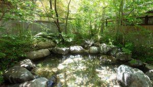 古民家中的天然秘汤,「藤助の汤富士屋」