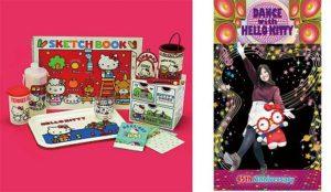 Hello Kitty 45岁!西武百货池袋本店期间限定「Hello Kitty 45周年展」2019年4月25日开跑