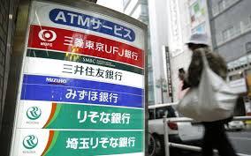 日本迎十连休 民众集中取钱使ATM机被掏空无钱可取