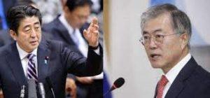 安倍考虑G20峰会期间不举行日韩首脑会谈