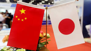 中国经济学家代表团访问日本