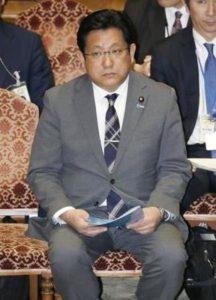 """快讯:国交副大臣冢田有意就""""揣度""""发言引咎辞职"""