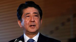 快讯:安倍称希望大阪G20呼吁团结应对全球课题