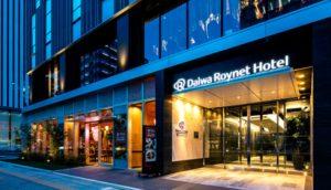 为女性打造贴心服务!「Daiwa Roynet Hotel名古屋太合通口」