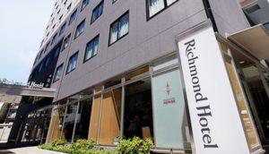 旅程就从名古屋特色美食开始!「Richmond Hotel名古屋新干线口」