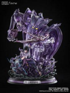 《火影忍者》推出宇智波佐助&须佐之男雕像