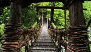 惊险度破表三大奇桥「祖谷蔓桥」,你敢来挑战吗?