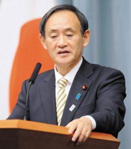 菅义伟下月初访美沟通北韩问题官房长官出访极其罕见