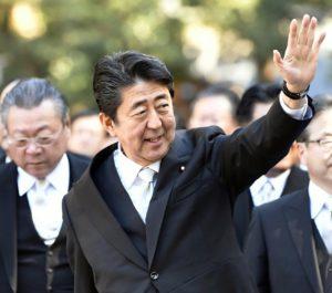 安倍不求四连任首相接班人选…菅义伟呼声最高